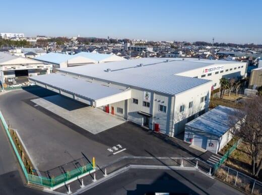 20210405otomo 520x387 - 大友ロジスティクスサービス/相模原市中央区に営業倉庫開設
