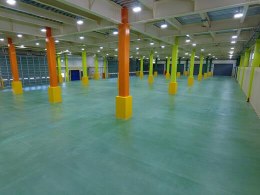 20210405sline2 520x390 - エスライン/愛知県丹羽郡大口町に0.98万m2の物流施設オープン
