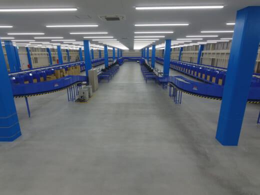 20210405sline3 520x390 - エスライン/愛知県丹羽郡大口町に0.98万m2の物流施設オープン