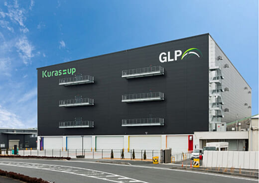20210406glp 520x368 - 日本GLP/滋賀県野洲市で2.0万m2の物流施設竣工、1棟利用