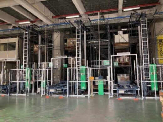 20210407takara1 520x389 - タカラスタンダード/福岡・滋賀物流センターに自動化設備導入