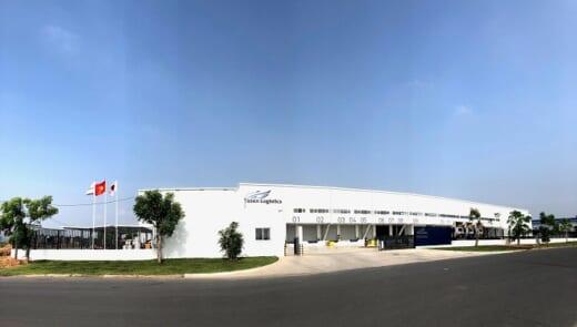20210407yusenlogi 520x295 - 郵船ロジ/ベトナム・ホーチミン近郊に1万m2自社倉庫