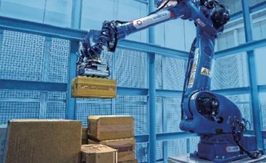 20210408hitachi1 520x319 - 日立製作所/Kyoto Roboticsを買収、物流ロボットの提供拡大