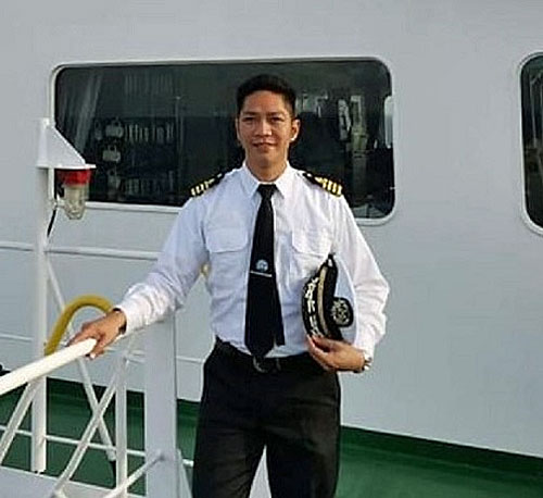 20210412nyk - 日本郵船/共同運営のフィリピンの商船大学から初の船長誕生