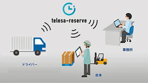 20210412tsunagute1 520x292 - TSUNAGUTE/入出荷予約受付サービスに2つの機能を追加