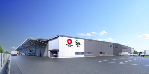 20210413daiwa1 520x261 - 大和ハウス/群馬県藤岡市に2.3万m2のマルチ型物流施設着工