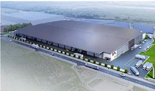 20210413daiwa2 520x307 - 大和ハウス/群馬県藤岡市に2.3万m2のマルチ型物流施設着工