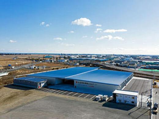 20210413maruzens 520x390 - 丸全昭和運輸/宮城県岩沼市に1.3万m2の物流センター竣工