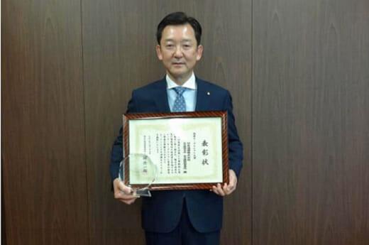 20210413nittsu 520x345 - 日通/第2回海運モーダルシフト大賞を受賞