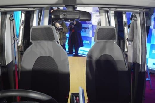 20210413sagawa6 520x346 - 佐川急便/宅配専用EVの試作車公開、2022年導入開始