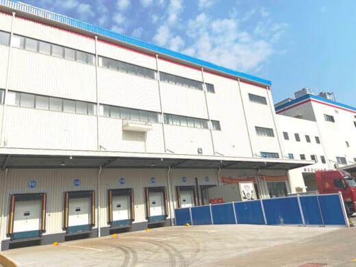 20210414senko1 1 520x390 - センコーGHD/上海低温物流センター稼働、冷凍・冷蔵物流強化