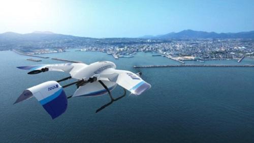 20210415ana - ANA/Wingcopterと医薬品・日用品のドローン配送事業化で提携