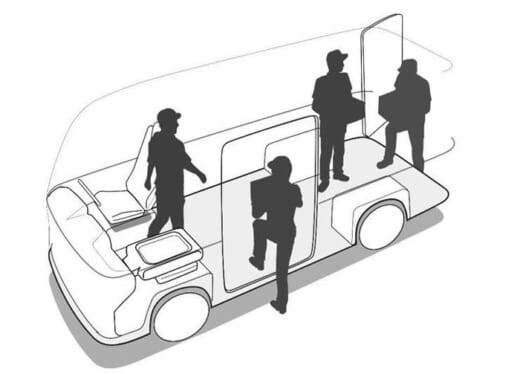 20210415hino2 520x374 - 日野自動車/物流現場に適した小型EVトラックを開発