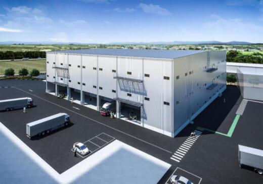20210415nikkon 520x364 - 日本梱包運輸倉庫/三重県鈴鹿市で営業所センター倉庫を着工へ