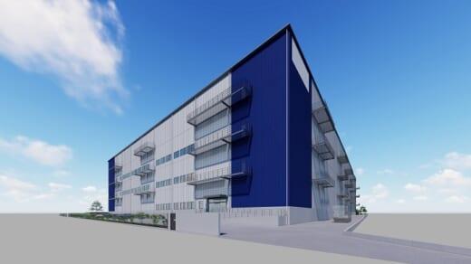 20210416rasalle 520x292 - ラサール/大阪市住之江区に5万m2規模の物流施設建設