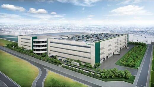 20210419suzuken 520x293 - スズケン/埼玉県に医薬品卸×製造受託の複合型物流センター
