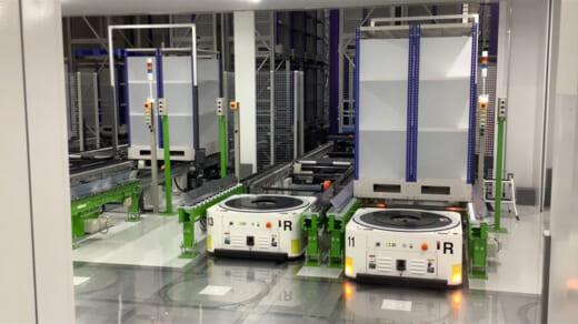 20210420hitachi1 520x292 - 日立製作所/医療材料物流拠点向けに自動化ソリューション納入