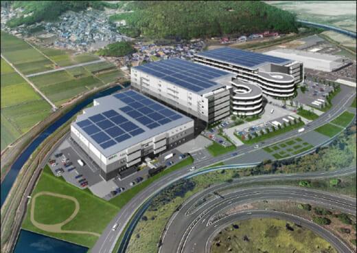 20210422glp 520x368 - 日本GLP/岡山県総社市に3.2万m2の物流施設着工