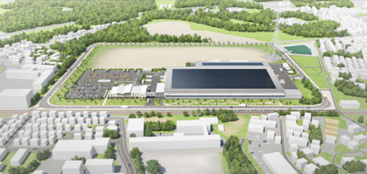 20210423aeon1 520x247 - イオン/千葉県誉田町に初の顧客フルフィルメントセンター起工