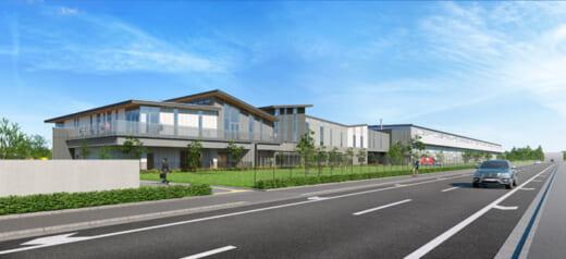 20210423aeon3 520x238 - イオン/千葉県誉田町に初の顧客フルフィルメントセンター起工