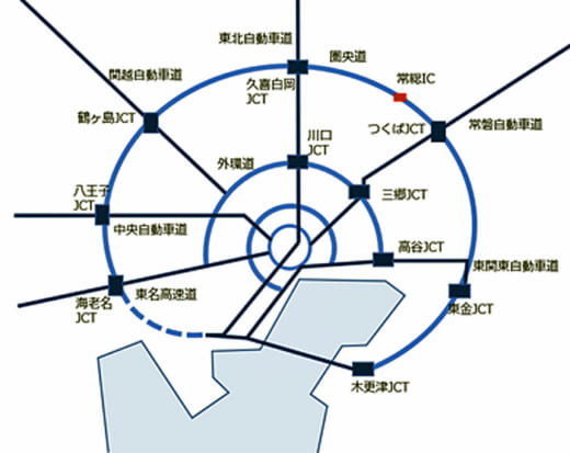 20210423glr3 520x413 - GLR/茨城県常総市に2.37万m2の物流施設開発で土地取得
