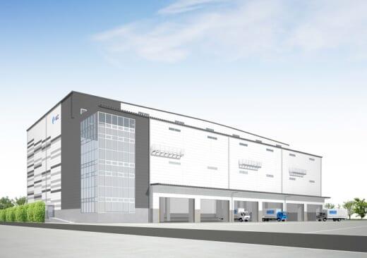 20210426kic 520x366 - KIC/圏央道「狭山日高IC」近接の1.5万m2物流施設着工