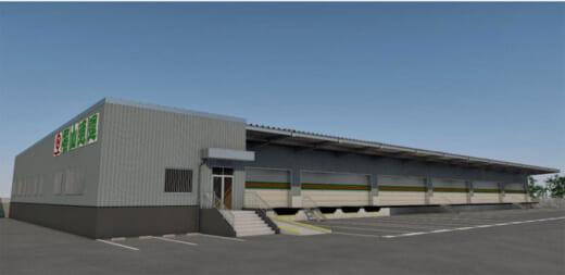 20210427fukutsu 520x253 - 福山通運/福岡県糸島市に糸島営業所を着工、竣工12月
