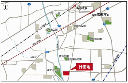 20210427shinkou3 520x339 - 神鋼不動産/高槻市に大型物流施設、2025年までに500億円