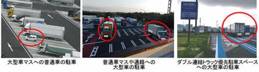 20210428kousoku2 520x146 - 高速道路3社/SA・PA等の駐車マス、2021年は600台の拡充