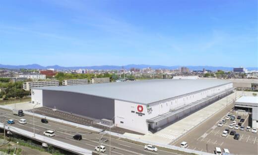 20210430daiwa 520x312 - 大和物流/佐賀県鳥栖市で5万m2の物流施設稼働開始