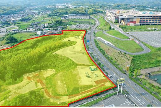 20210430glr1 520x349 - GLR/大阪府和泉市に5.2万m2用地取得、10万m2の物流施設開発