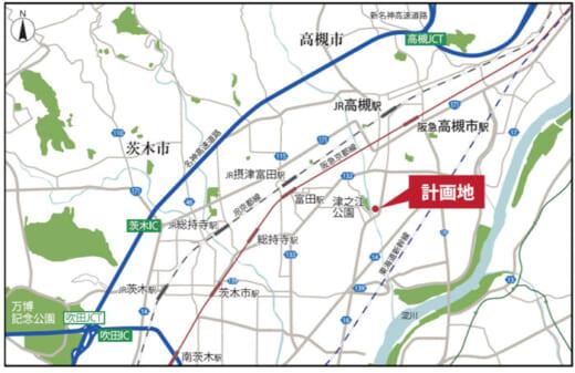 20210727shinkou2 520x337 - 神鋼不動産/高槻市に大型物流施設、2025年までに500億円