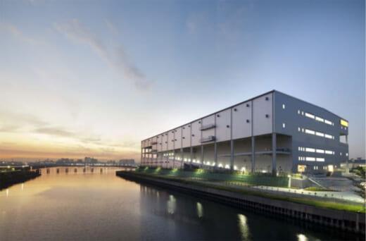 20210506sugimura1 520x342 - 杉村倉庫/東京都江東区に約1万m2の物流拠点を新設