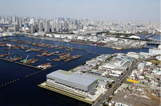 20210506sugimura2 520x342 - 杉村倉庫/東京都江東区に約1万m2の物流拠点を新設