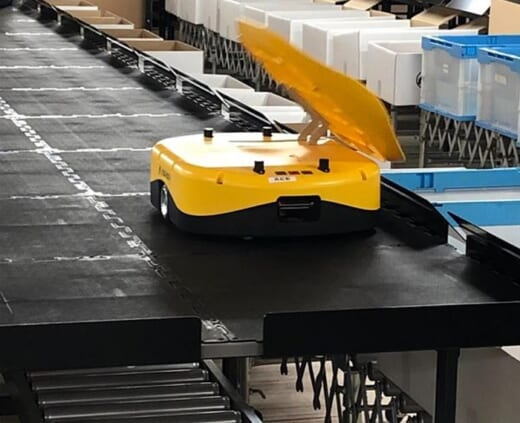 20210510shibusawa1 520x423 - 澁澤倉庫/+AのRaaS活用、ロボット×人の融合型業務フロー構築