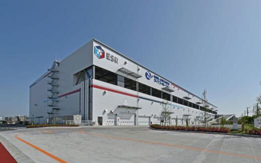 20210511esr1 520x325 - ESR/川崎夜光DC竣工、ダイワコーポレーションと全棟賃貸借契約