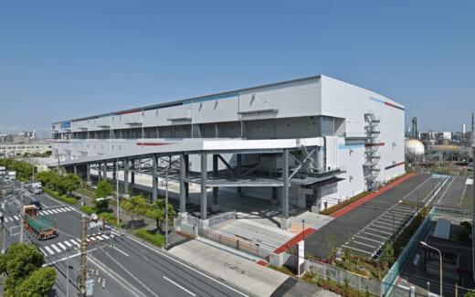 20210511esr2 520x325 - ESR/川崎夜光DC竣工、ダイワコーポレーションと全棟賃貸借契約