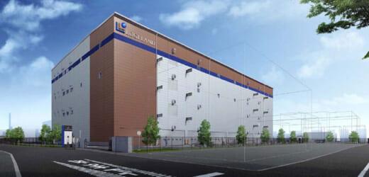 20210512logiland 520x250 - ロジランド/大阪府東大阪市で1.6万m2の物流施設の開発着手