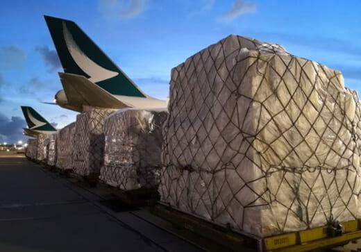 20210513caseip 520x363 - キャセイパシフィック/インドに100トンを超える医療機器輸送