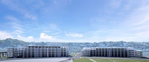 20210513daiwa 520x218 - 大和ハウス/横浜市都筑区で9.9万m2物流施設着工