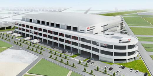 20210513sbsricoh 520x260 - SBSリコーロジ/愛知県一宮市に5.28万m2の物流施設開発