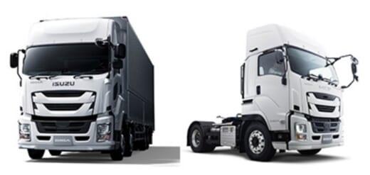 20210514isuzu1 520x247 - いすゞ自動車/「ギガ」にドライバー異常時対応システム採用