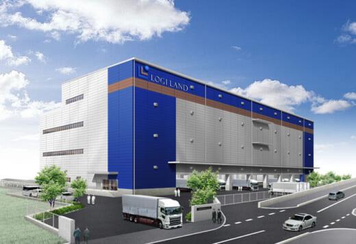 20210517logiland1 520x357 - ロジランド/埼玉県春日部市に1.9万m2の物流施設開発
