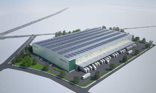 20210525prologis1 520x312 - プロロジス/福岡県小郡市で福岡ロジテム専用物流施設を起工