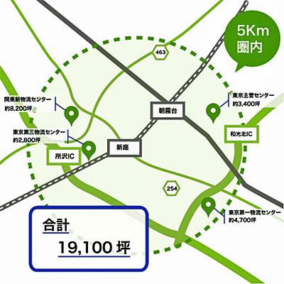 20210527kantsu3 - 関通/埼玉県新座市の3温度帯物流施設の運用方針を発表
