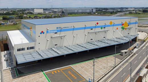20210528suzuyo 520x287 - 鈴与/埼玉県加須市で食品配送対応の物流センター新設