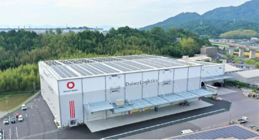 20210531daiwabu1 520x282 - 大和物流/滋賀物流センターを5倍に拡大して建て替え