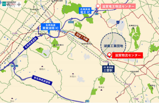 20210531daiwabu4 520x337 - 大和物流/滋賀物流センターを5倍に拡大して建て替え