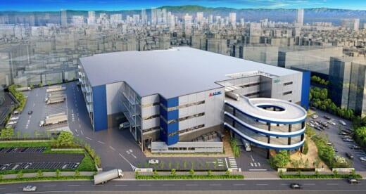20210531sumisho 520x276 - 住友商事/消費地近接型物流施設、大阪と尼崎で満床稼働へ