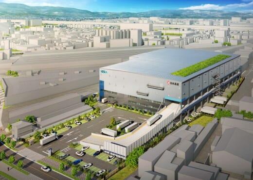 20210531sumisho1 520x371 - 住友商事/消費地近接型物流施設、大阪と尼崎で満床稼働へ